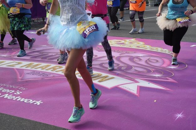 fun run, walt disney 5K