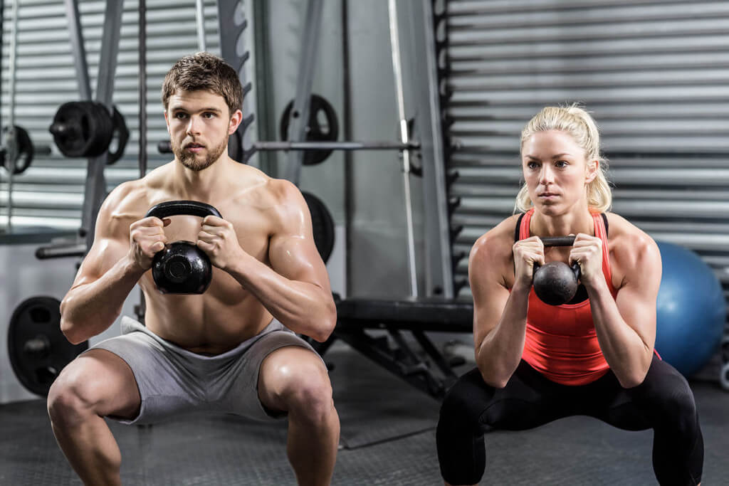 fit couple, fitness routine