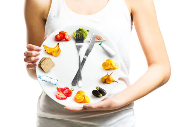 benefits of fasting, healthy diet