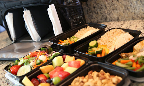 what is meal management, how to meal prep