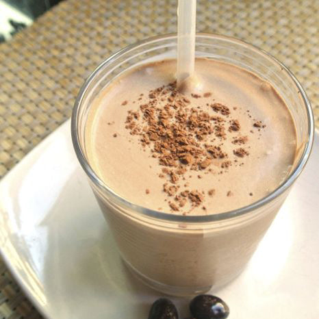 Protein Mocha Frappe