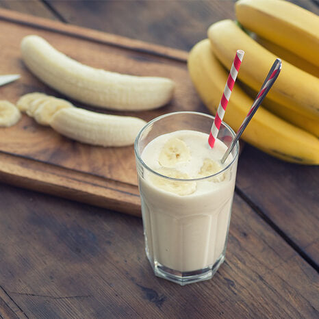 Banana Pudding Protein Smoothie