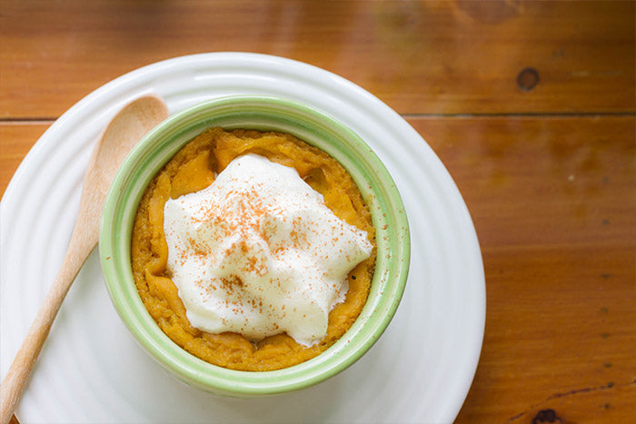 Healthy Pumpkin Pie Pudding 20 Servings