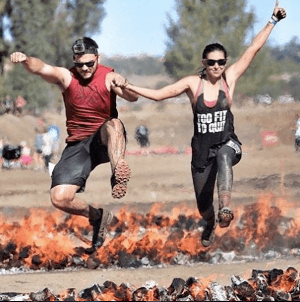 fun run, rugged maniac
