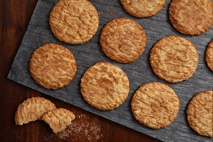 Healthy Snickerdoodles 84 Cookies