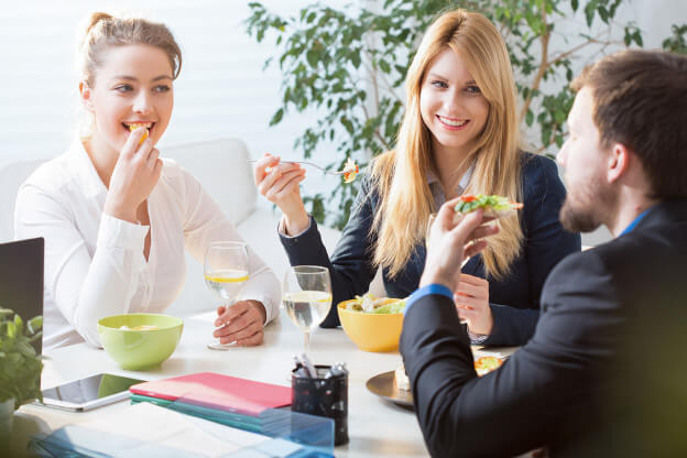 increase work productivity, healthy diet