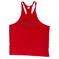 Red Isolator Tanktop