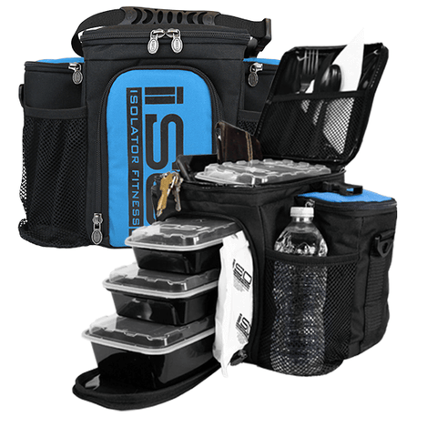 Light Blue 3 Meal ISOBAG