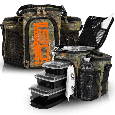 Obsession Mossy Oak 3 Meal ISOBAG