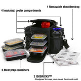 Thin Orange Line 3 Meal ISOBAG