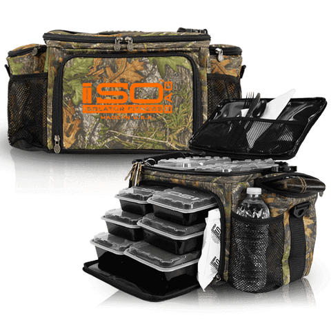 Obsession Mossy Oak 6 Meal ISOBAG
