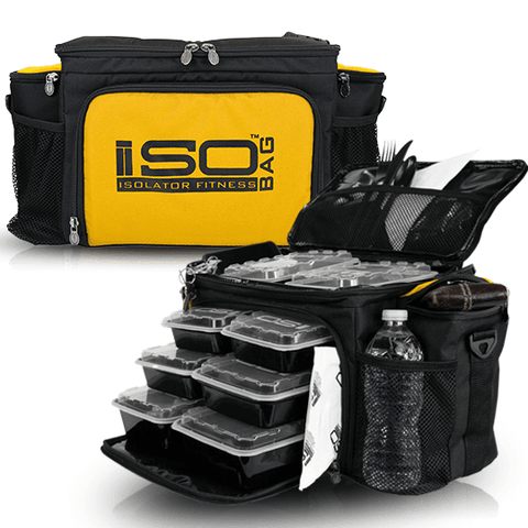 Gold 6 Meal ISOBAG