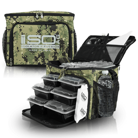 Navy Seal Military 6 Meal ISOCUBE