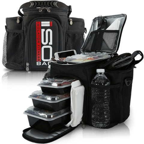 Black 3 Meal ISOBAG