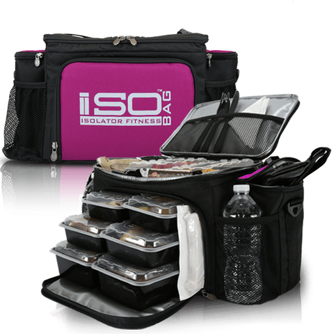 Fuchsia 6 Meal ISOBAG