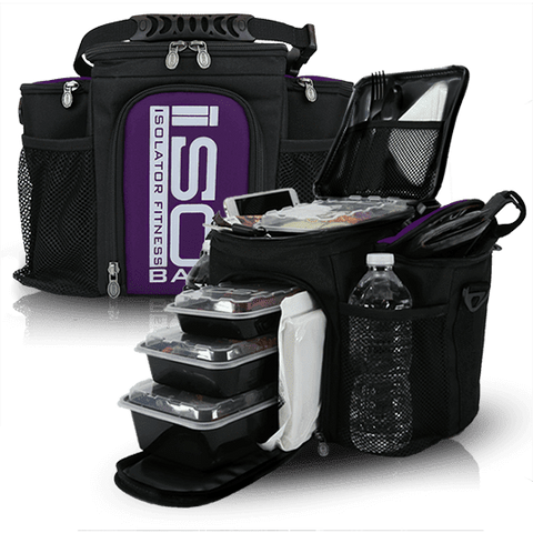 Purple 3 Meal ISOBAG