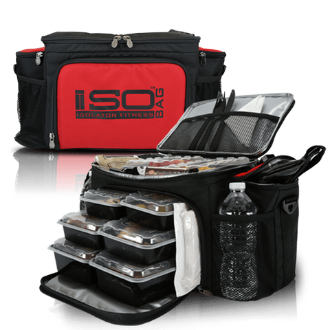 Red 6 Meal ISOBAG
