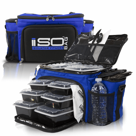 Blue Reverse 6 Meal ISOBAG