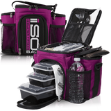 Fuchsia Reverse 3 Meal ISOBAG