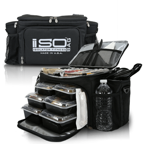 Silver 6 Meal ISOBAG