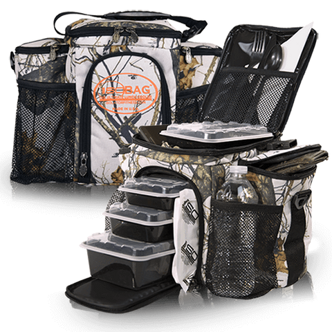 Winter Mossy Oak 3 Meal ISOBAG