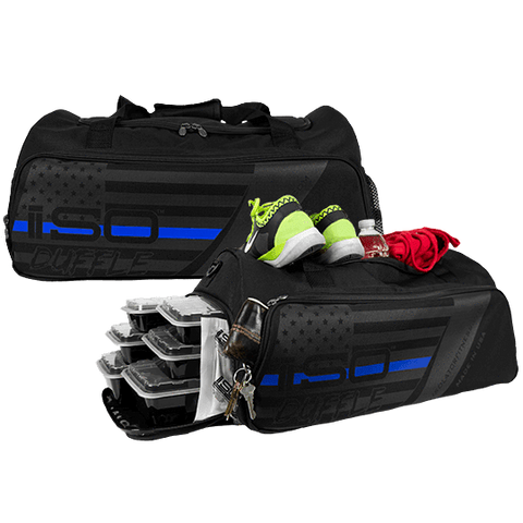 Thin Blue Line ISODUFFLE