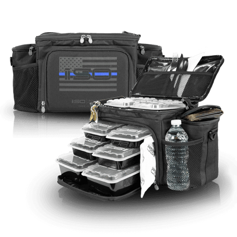Thin Blue Line 6 Meal ISOBAG