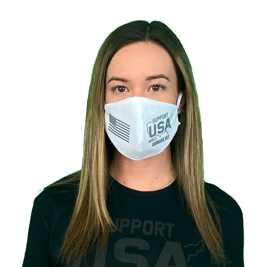 Support USA Mask