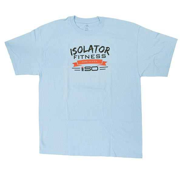 Light Blue Isolator Tshirt