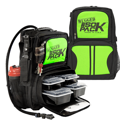 Neon Green RUGGED ISOPACK
