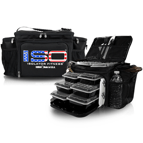 Patriot 6 Meal ISOBAG