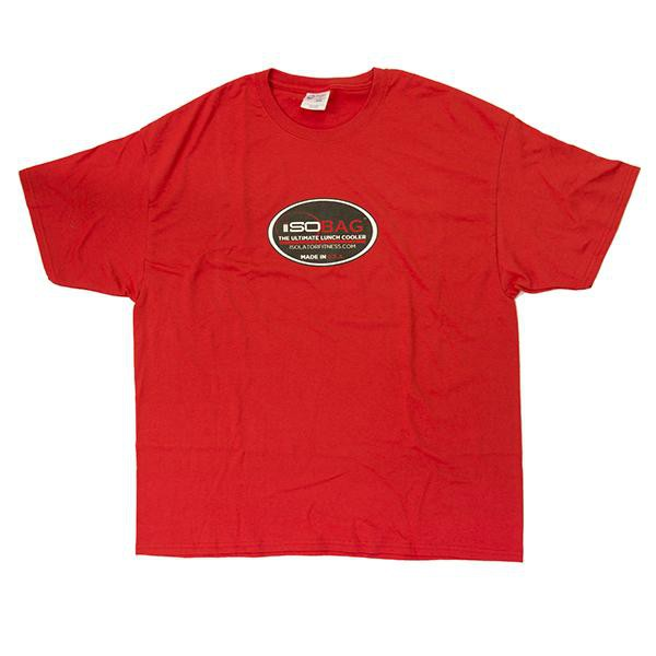 Red Isobag Tshirt XL