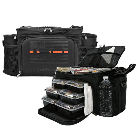 Thin Orange Line 6 Meal ISOBAG