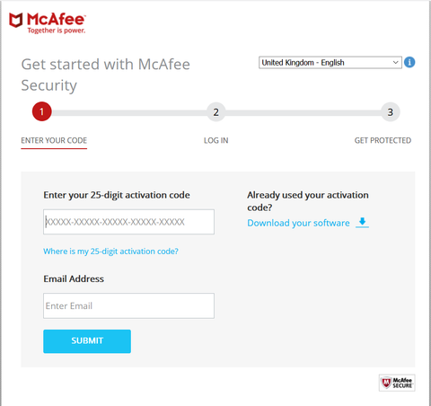 How To Activate McAfee - LiveSafe - Total Protection