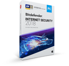 Cheap Antivirus Download Bitdefender Internet Security - 1 Year Licence Activation - InterSecure