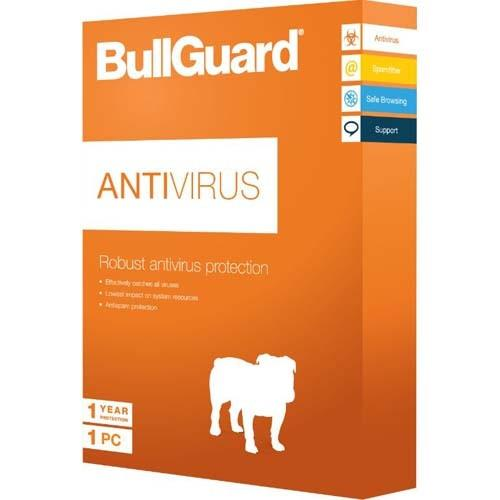 Cheap Antivirus BullGuard Latest Antivirus Protection - For Windows and Android - InterSecure