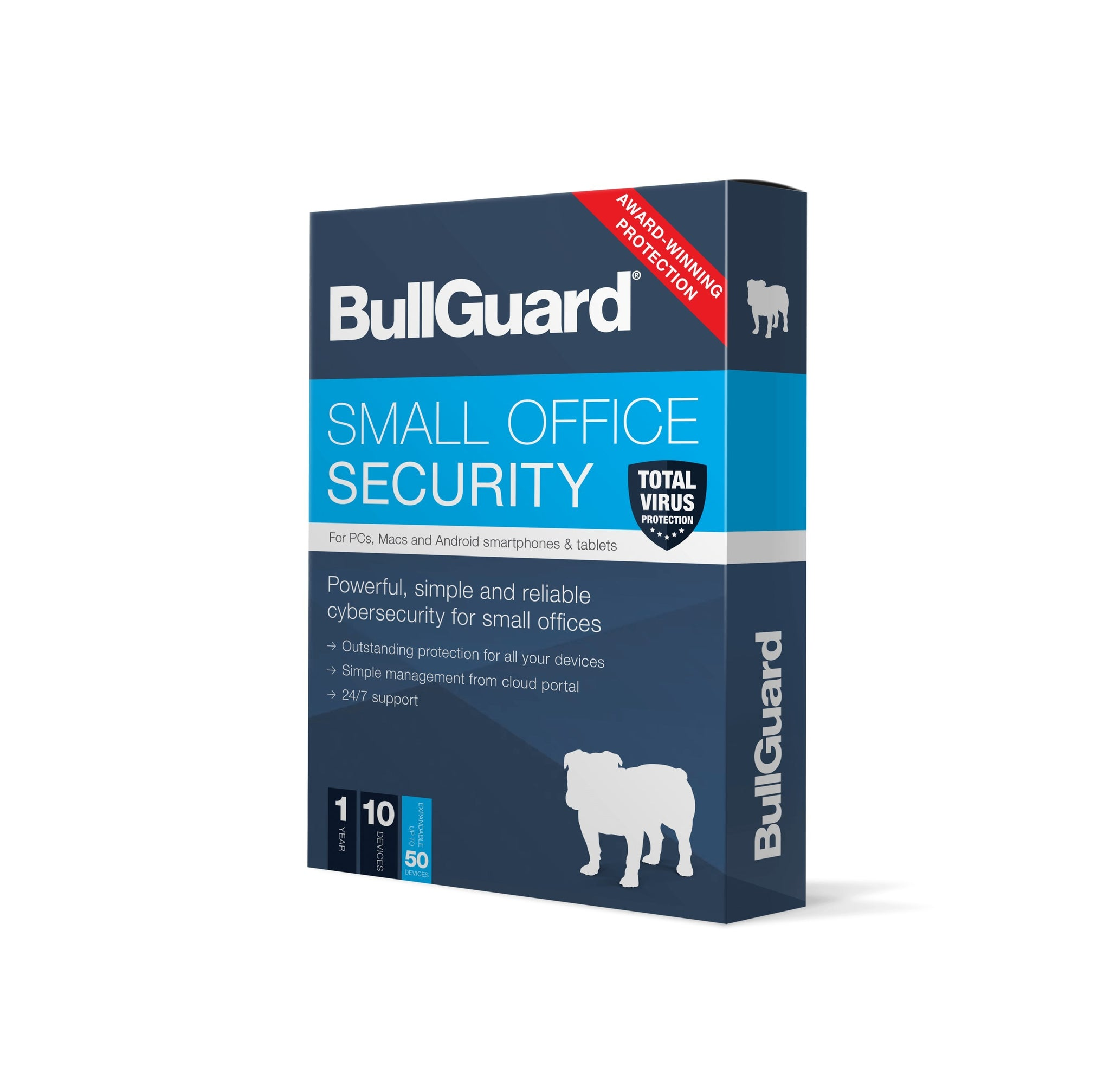 BullGuard Small business Internet Security Trial - 90 Days