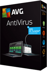 Cheap Antivirus AVG Antivirus Protection - Latest Edition - InterSecure