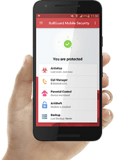 Cheap Antivirus Bullguard 2017 Android Mobile & Tablet Security Antivirus For 3 Users - 12 Month - InterSecure