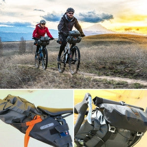 New Bag Designs for Bikepacking from Ortlieb