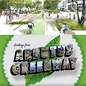 Exploring the Arbutus Greenway