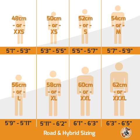 Choose the Right Bike Size - Bike Doctor Vancouver