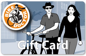 Buy & Download Gift Cards from the Bike Doctor Vancouver