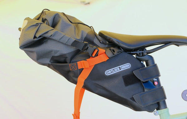 Expandable Seatpost Bag from Ortlieb - Available at Bike Doctor, Vncouver