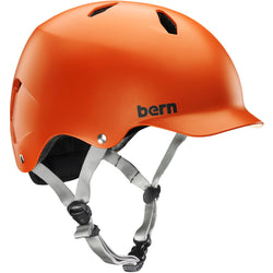 Bern Bandito EPS Helmet Matte Orange S/M - Bike Doctor, Vancouver