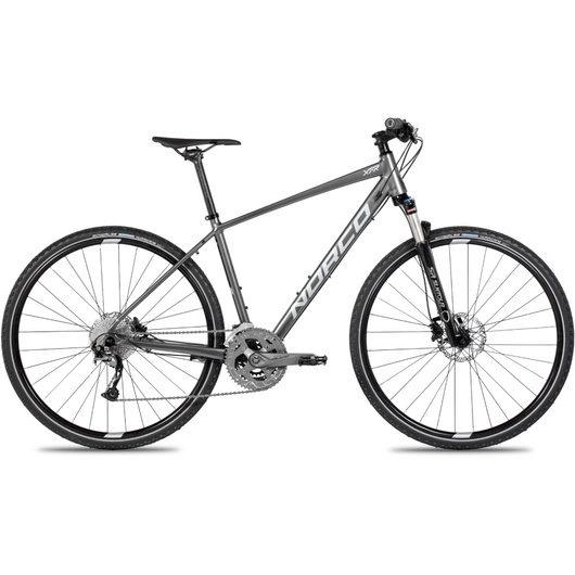 Norco XFR 2 2018 Med Charcoal