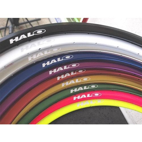 Halo Aerotrack 700c Rim - 700c 32H Blue