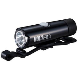 Cateye Volt 80 Front and Rapid Micro Rear Rechargable Light Set - Bike Doctor