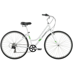 Raleigh Detour 1 '17 Womens' Bike White - Bike Doctor, Vancouver
