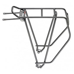 Tubus Cargo Evo Cromo Rear Rack Black - Bike Doctor, Vancouver